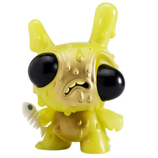 Meltdown Dunny (grün) by Chris Ryniak