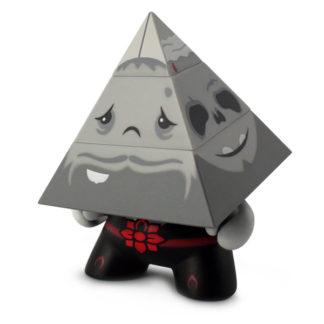 Kidrobot Pyramidun Dunny grey