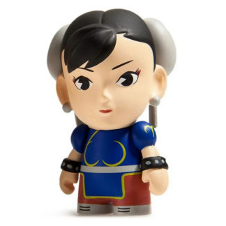 Kidrobot Street Fighter V - Chun-Li