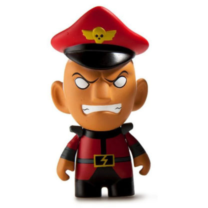 Kidrobot Street Fighter V - M. Bison