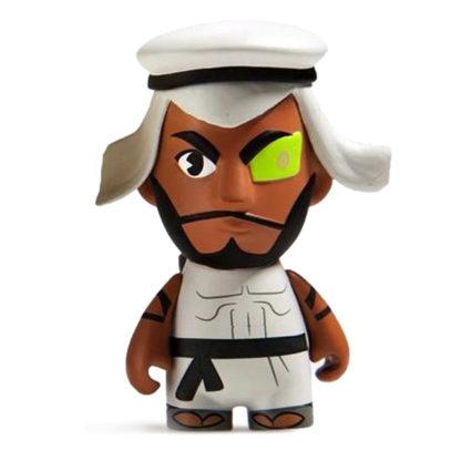 Kidrobot Street Fighter V - Rashid