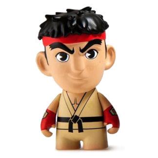 Kidrobot Street Fighter V - Ryu