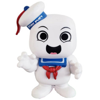 Funko Mystery Minis: Ghostbusters - Stay Puft: Marshmallow Man