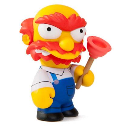 Kidrobot Simpsons Series 2 Willie_Hausmeister