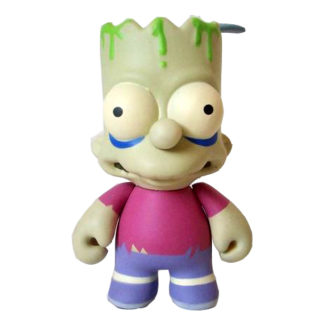 Kidrobot Simpsons Series2 Zombie Bart Chase