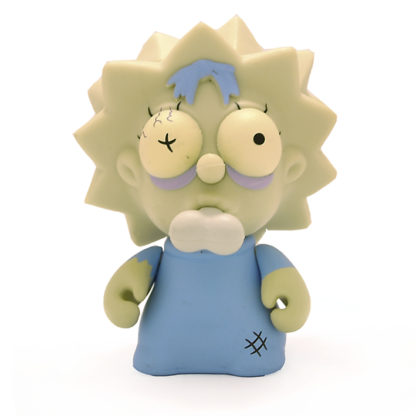 Kidrobot Simpsons Series2 Zombie Maggie Chase