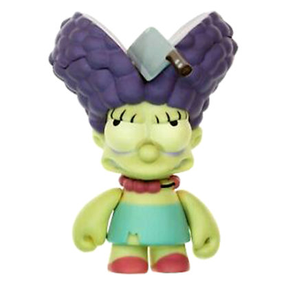 Kidrobot Simpsons Series2 Zombie Marge Chase