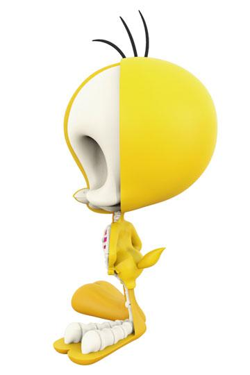 Mighty Jaxx XXRay Looney Tunes Tweety