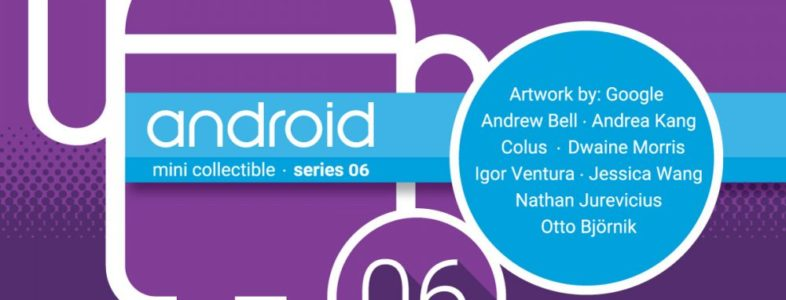 Dyzplastic - Android Series 06 - Design by Andrew Bell